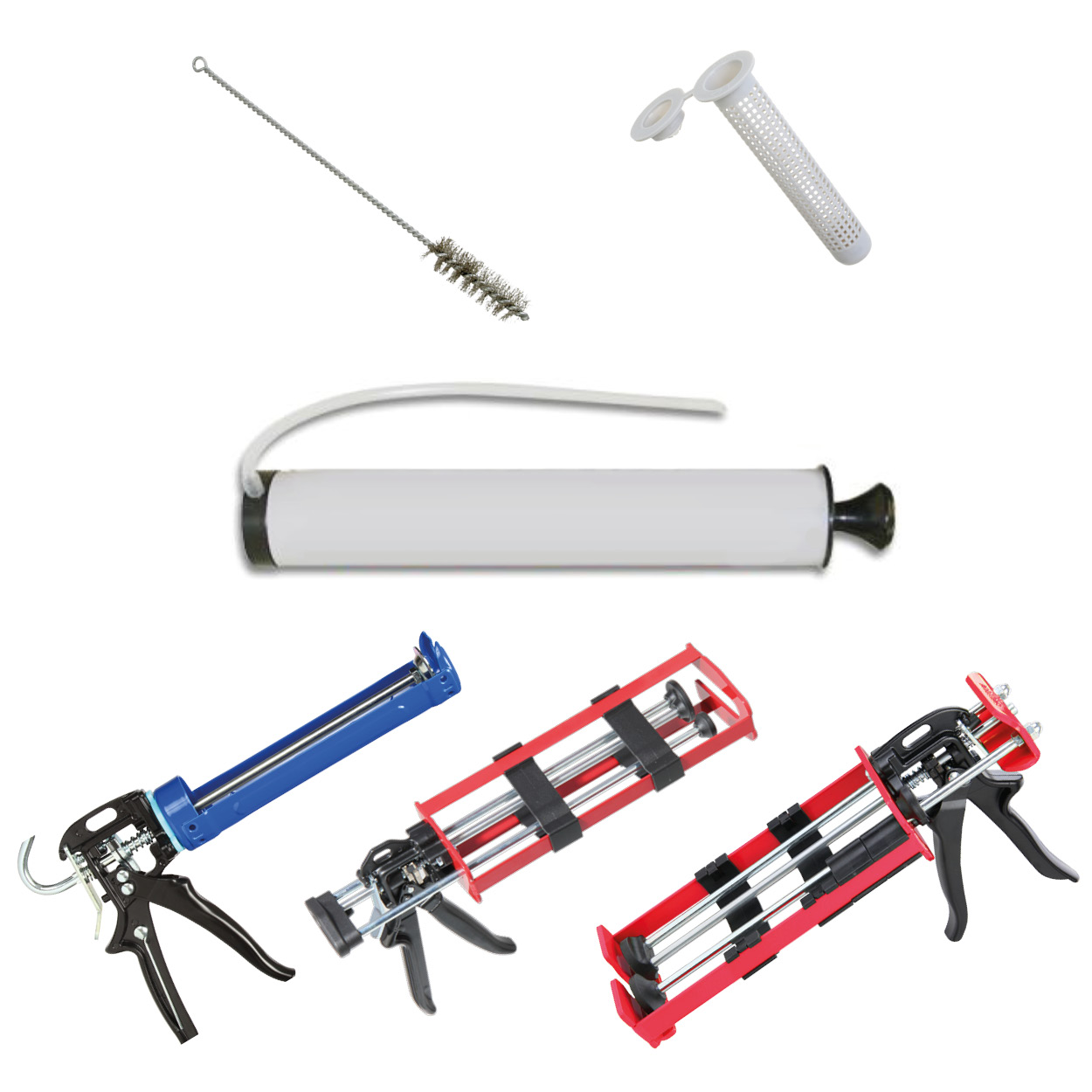 Accessories for Chemical Anchoring