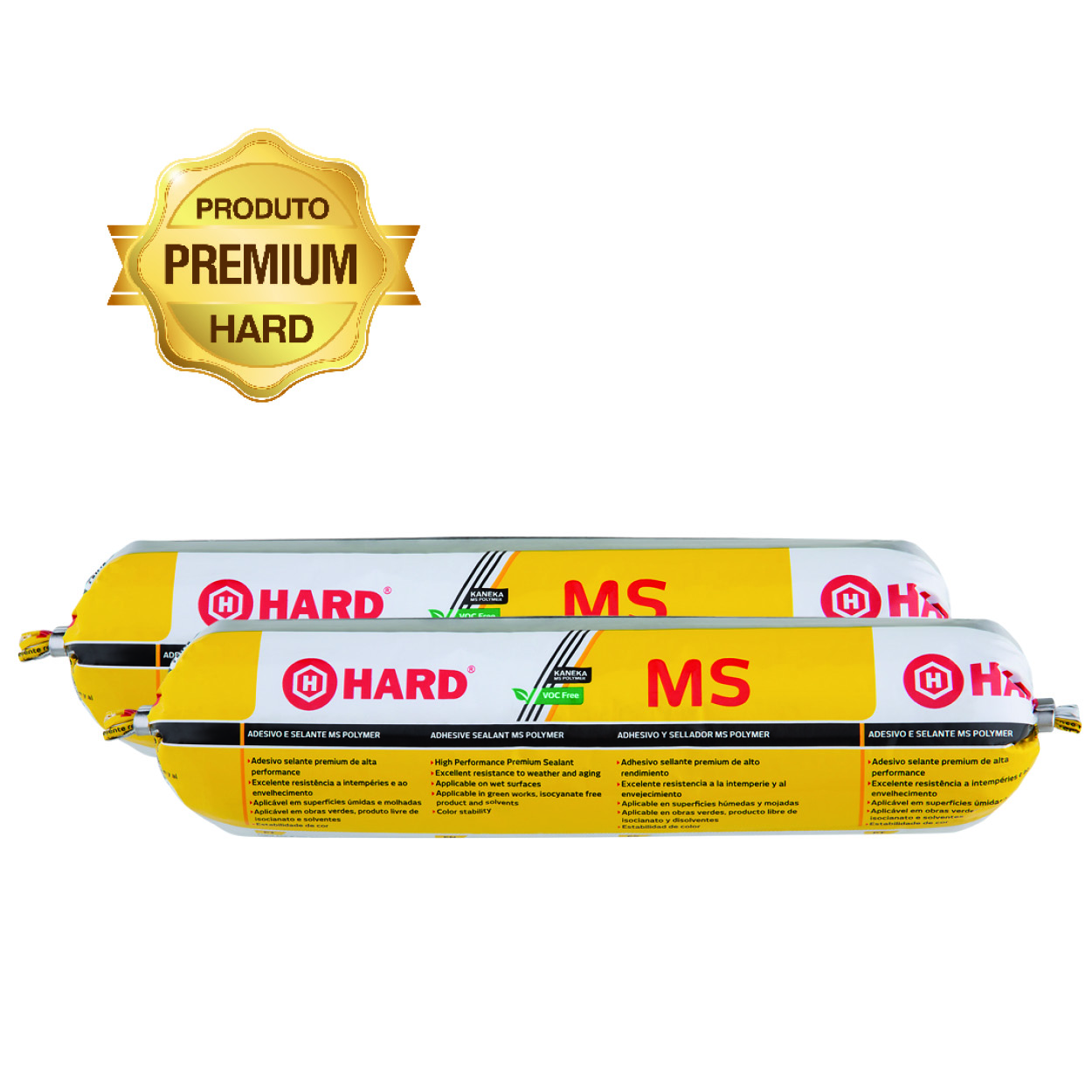 Adhesive and sealant HARD MS 436  Maritime