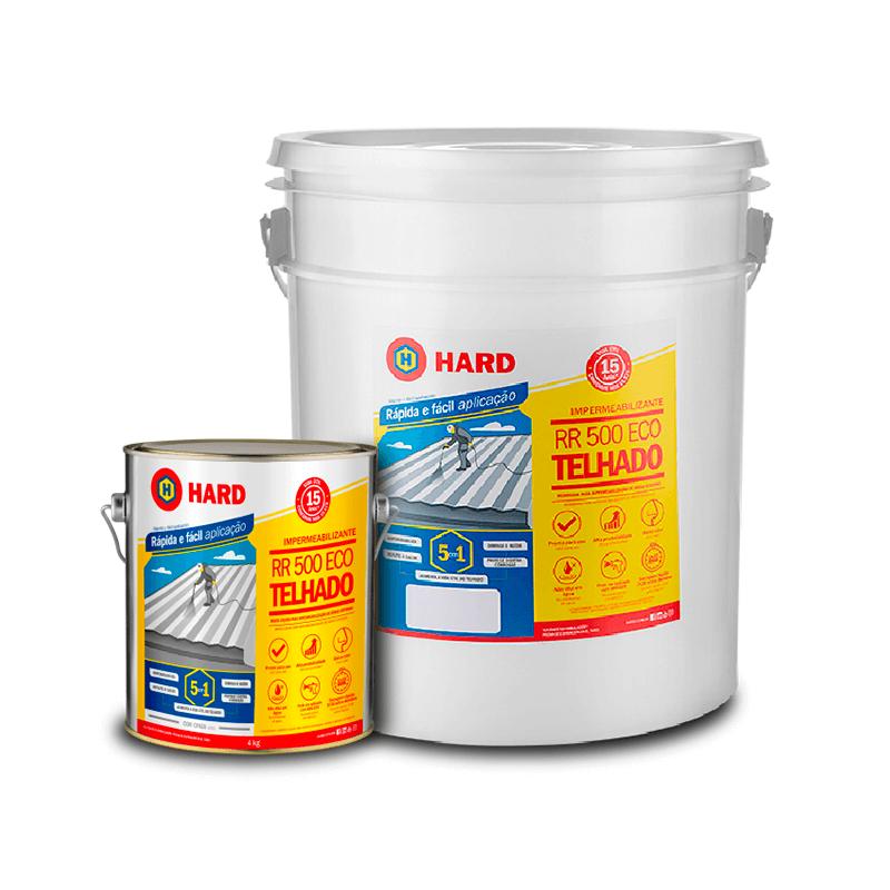 Impermeabilizante Hard RR 500 ECO Telhado